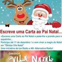 Óbidos Vila Natal + Passatempo de Alternativa Rádio na SoundCloud