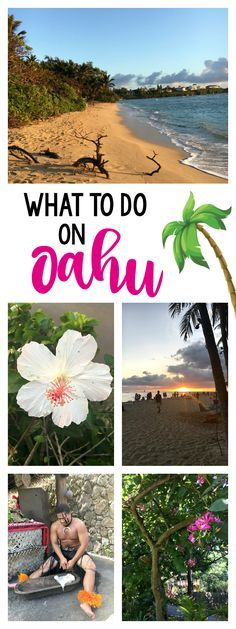 Things to do in Oahu Hawaii