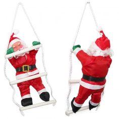 Babbo natale che si muove illuminato con LED Natale babbo natale  15,50 € #babbonatale #natale #decorazione #illuminato #bellissimo #feste #natalizia