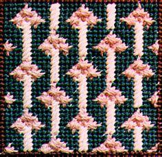 Photo of Candles Ablaze Decorative Stitch