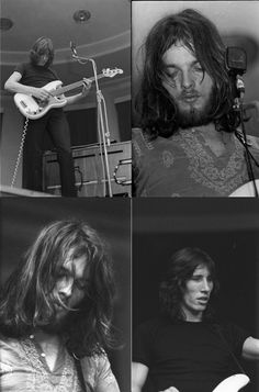 Roger Waters & David Gilmours