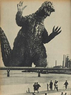 Gojira is my homie.
