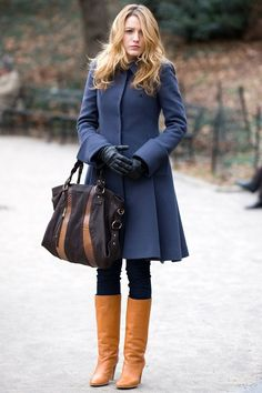 Gossip girl fashion - Serena van der woodsen