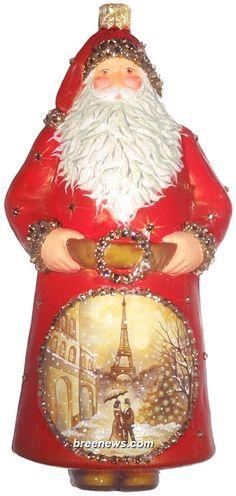 Goodman Santa (Parisian)  Patricia Breen