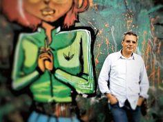 Gilberto Dimenstein, jornalista e escritor, fundador da ONG Aprendiz e do site Catraca Livre, é um paulistano que optou por não usar o carro.