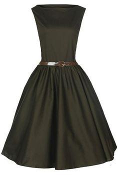 Lindy Bop Classy Vintage Audrey Hepburn Style 1950's Rockabilly Swing Evening Dress (3XL, Chocolate Brown) Lindy Bop,http://www.amazon.com/dp/B009W0784K/ref=cm_sw_r_pi_dp_.Gpgtb0VJGC60VNY