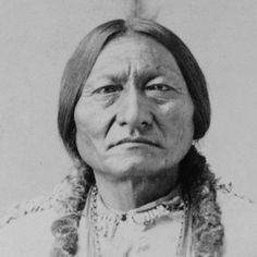 Chief Sitting Bull is arguably the most powerful and most well know Native American chief in history.  Sitting Bull first went to war at the age of 14, but he is best known for his defeat of General George Custer in the Battle of Little Big Horn in 1876, aka Custer's Last Stand.