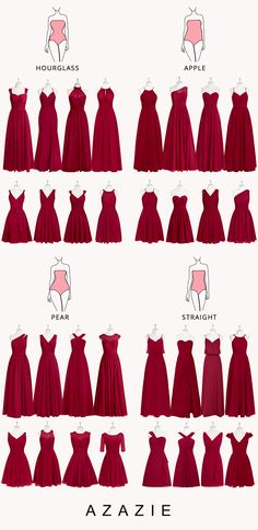 Spice up your traditional red bridesmaid dresses with burgundy bridesmaid dresses. Shop at Azazie for a wide variety of burgundy cocktail dresses and party dresses. Red Bridesmaids, Burgundy Bridesmaid Dresses, Wedding Bridesmaid Dresses, Prom Dresses, Burgundy Dress, Pretty Dresses, Beautiful Dresses, Dream Wedding, Fall Wedding