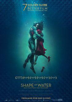 Shape Of Water - Das Flüstern des Wassers (Fantasy 2018)
