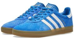 1980s Adidas 350 trainers return in blue nubuck... an now JD'S sell them now not the same as thees bad boy's