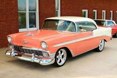 1956 Chevrolet Bel Air two door Hardtop