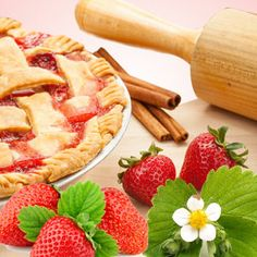 Strawberry Rhubarb Pie Fragrance Oil #SOAPMAKING #CANDLEMAKING
