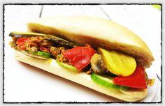 Steef's Blog: Broodje surinaamse kip kerrie