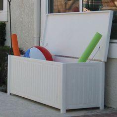 Have to have it. Brisbane Deck Box - $332.34 @hayneedle