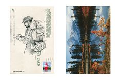 The Postcard Project : markhall-patch