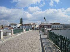 Ponte antiga sobre o rio Gilão (Monument of Municipal Interest) Localition: Praça da República