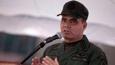 """Tildan de """"locura"""" la amenaza de Trump de realizar una """"operación militar"""" en Venezuela: El ministro de Defensa de Venezuela, Vladimir…"""