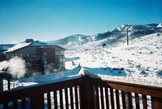 Park City, UT: Cleaning is waived for rentals of 3 nights or more!  Panoramic, private views of mountains and the Olympic Park. Great getaway from work! This perfect...