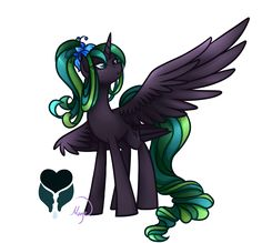 Princess Everfree - Alicorn OC redesign by LethalAuroraMage on DeviantArt Crystal Mountain, Mickey Mouse Cartoon, Mlp Comics, Mlp Pony, Mlp My Little Pony, Small Canvas, Art Reference, Deviantart, Fantasy
