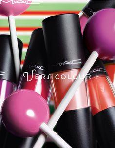 MAC Versicolour Collection for Spring 2016