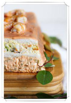 Mi dulce tentación: Pastel Salado de Verano Tapas, Quiches, South American Dishes, Great Recipes, Favorite Recipes, Sandwich Bar, Sandwiches, Salty Cake, Drinks Alcohol Recipes