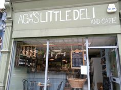 You can find us @ Aga's Little Deli in Forest Hill