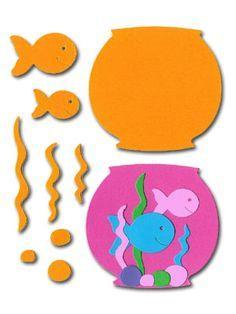 Precious Memories Scrapbooking: Fish Bowl SVG