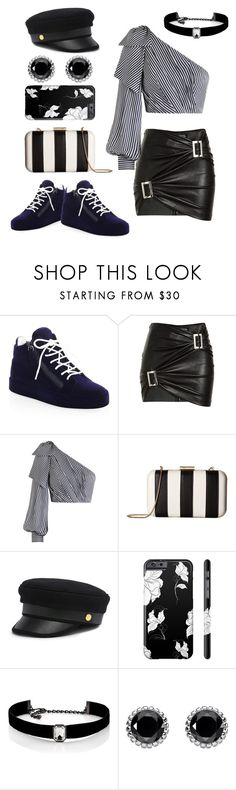"""""""Simple but Sexy"""" by rock-my-hillbilly ❤ liked on Polyvore featuring Giuseppe Zanotti, Jitrois, Zimmermann, Alice + Olivia, Henri Bendel, Kenneth Jay Lane and Thomas Sabo"""