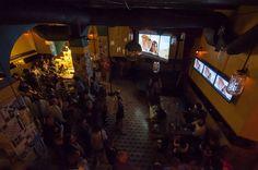 Directors Night during Oaxaca Film Fest (2014)