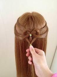"""Résultat de recherche d'images pour """"tuto coiffure petite fille"""""""