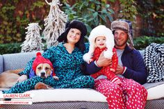 Oh man, we should have taken our Christmas Card photos in our PJs! So cute! Holiday Photos, Christmas Photos, Christmas Pjs, Christmas Cards, Great Pictures, Picture Ideas, Photo Ideas, Photo Xmas Cards, Family Photos