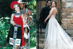 Don't you just love weddings.especially when they're on your favourite soapie? Take a look at this proudly South African wedding album. Zulu Wedding, South African Weddings, African Design, Celebs, Celebrities, Celebrity Photos, Latest Fashion, Photo Galleries, How To Memorize Things