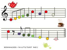 BOOMWHACKERS I'M A LITTLE TEAPOT PAGE 2 OF 2