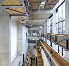 Escola de Arte de Manchester / Feilden Clegg Bradley Studios © Hufton + Crow