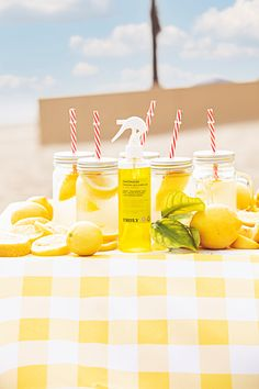 Our newest hydrating face + body mist: LEMONADE 🍋💛🌞 Do you want the dewiest, clearest skin?! Our Lemonade can quench your dry, dusty skin anytime during the day. Available exclusively on Instagram first! 7.19.21 💛🌞🐝✨⭐️ During The Day, Beach Ready, Body Mist, Clear Skin, Face And Body, Collagen, Lemonade, Mists, Summertime
