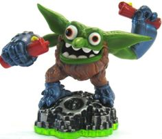 Crusher Skylanders Figure Giants See Others & Combine Postage