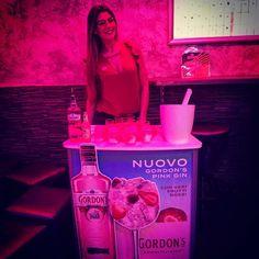 Gordons Pink Tour  #swig #swigbar #gordonsgin #gordonspink #gordonspinkgin #diageo #napoli #naples #tour #cocktail #cocktails #drink #party