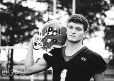Senior football - O'Hare Photography