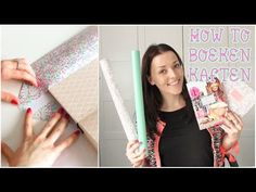 How to ❤ Boeken kaften | Beautygloss - YouTube