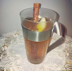 9 days until Christmas. It's definitely a good idea to have some hot cider!