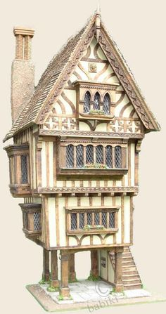 Игрушечные домики - Trigger Pond Dollhouses