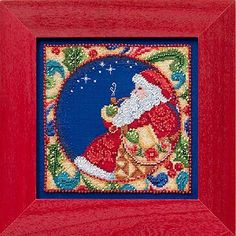 Jim Shore by Mill Hill - Winter Series - Santa – Stoney Creek Online Store