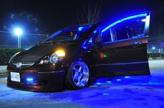 *9UP* Air'd Out Honda Fit GD3 - StanceWorks
