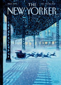 Eric Drooker   Apparition   December 19&26, 2011