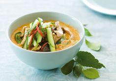 Chicken laksa    Total Wellbeing Diet
