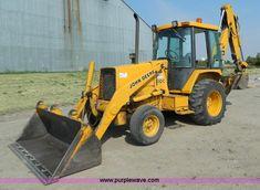 john deere 410b 410c 510b 510c backhoe loader repair service rh pinterest com John Deere 302A Backhoe John Deere 302A Tires