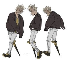 niuniente: I haven't draw fashion rat in a while.