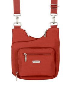 This baggallini Tomato Crossbody Bag - Women by baggallini is perfect! #zulilyfinds
