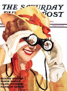 cover The Saturday Evening Post