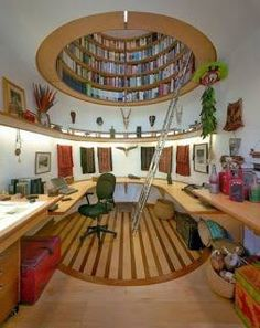 Random Thursday: My Dream Home...